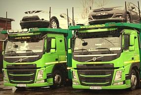 """""""AKM Trans""""– auto transportēšana un pārvadāšana"""