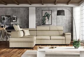 Stūra dīvāni – gaumīgas un multifunkcionālas mēbeles viesistabai