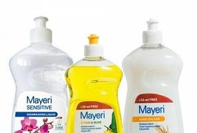 """SIA""""Mayeri Professional""""–profesionālie mazgāšanas, tīrīšanas līdzekļi un tehnika"""