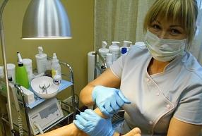 Profesionāla ārstnieciskā pēdu aprūpe Siguldā