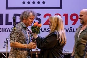 """Harmoniskais BLŪZA koncerts ieskandina Mūzikas un mākslas festivālu """"BILDES"""""""