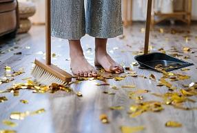 Tīra un sakārtota vide ir jūsu labsajūtas pamats