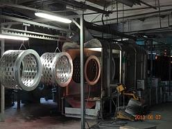 Pulverkrāsošana, metāla virsmu apstrāde