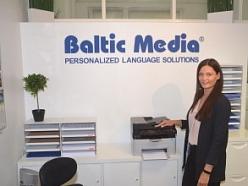 Baltic Media - ISO sertificēts valodu apmācību uzņēmums ar 30 gadu pieredzi