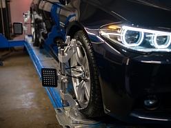 Auto serviss, savirzes regulēšana