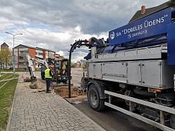 Ūdensapgādes un kanalizācijas pakalpojumi Dobeles novadā