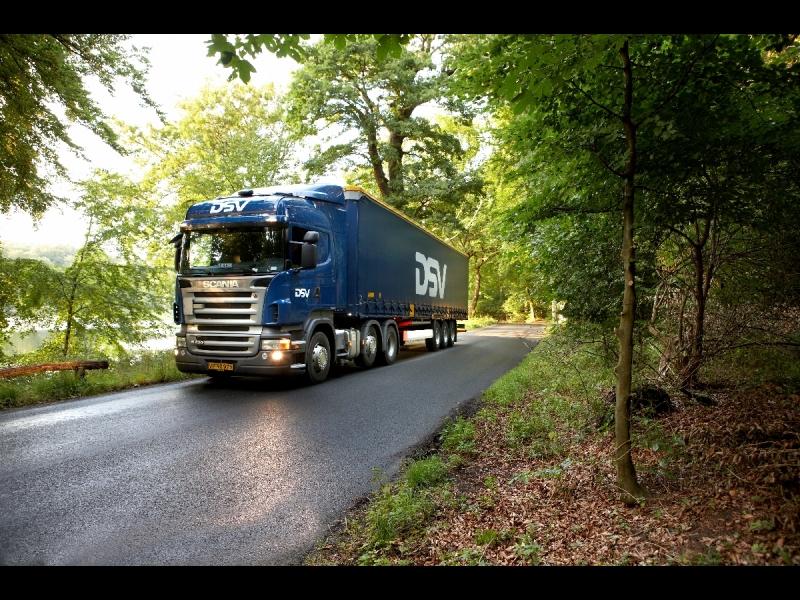 Sauszemes kravu pārvadājumi