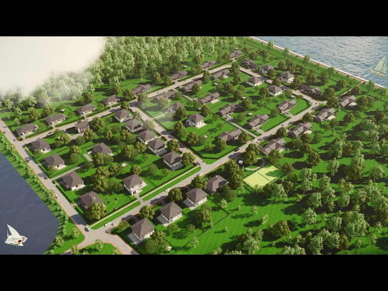 Projekts Ogres salā