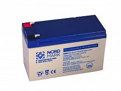 Akumulators Battery Nordmark ElectroBase