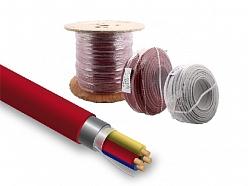 Sarkans Kabelis ugunsdrošības sistēmām ElectroBase