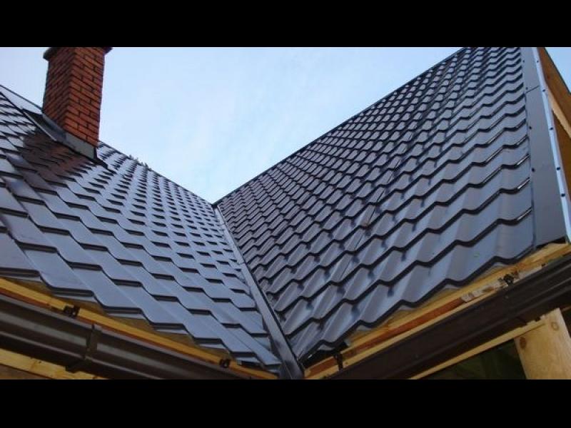 Dažādas sarežģītības jumti, EROOF