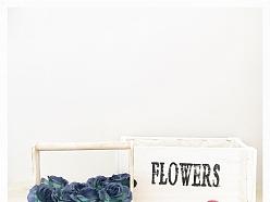 Koka kastes flowers