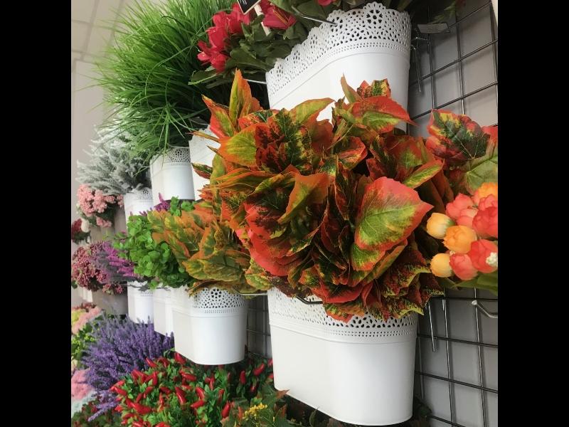 Mākslīgie augi