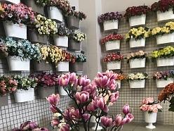 Mākslīgie ziedi magnolija