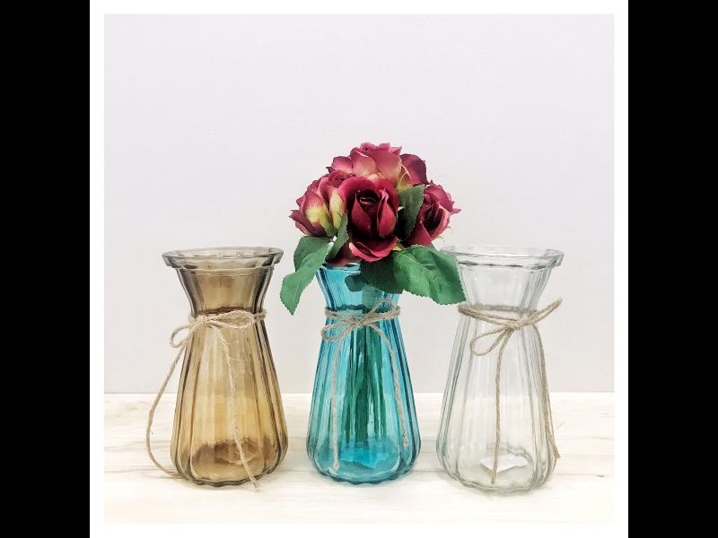 Stikla vāzes