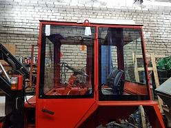 Stikli traktortehnikai