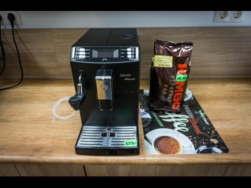 Kafijas automātu tirdzniecība, apkope, remonts