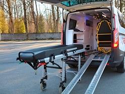 Pārvadāšana pacientiem ar kustību traucējumiem