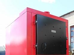 500 kW malkas šķeldas katls
