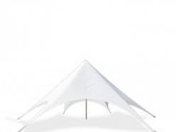 Star tent telts zvaigzne