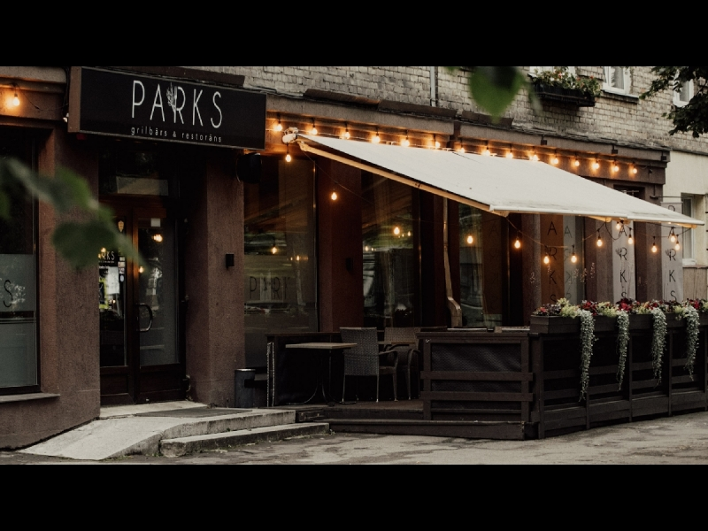 """Restorāns """"Parks"""", ēdienu piegāde, banketu apkalpošana"""