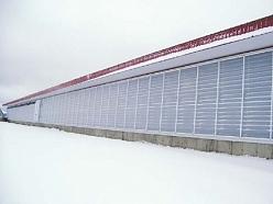 Kanādas kompānijas SECCO aizkaru un paneļu tirdzniecība un montāža