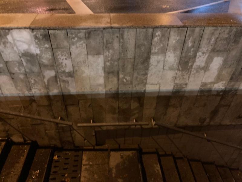 Gājēju tunelis Centrālā Stacija