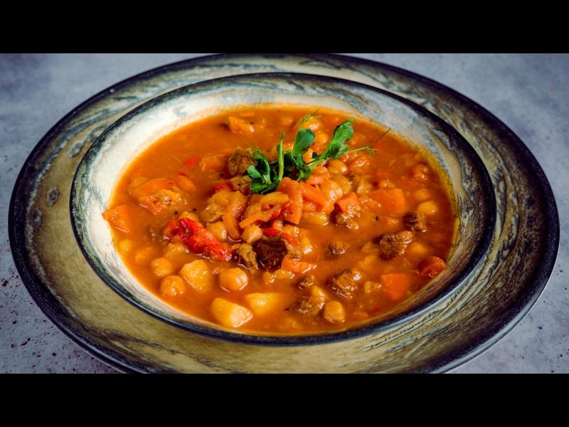 Liellopa gulaša zupa