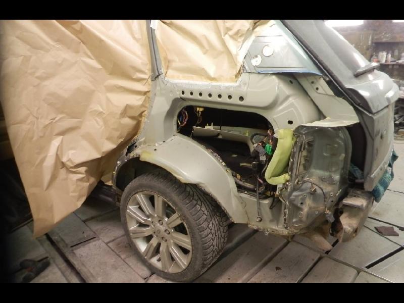 ZA Meistars, auto virsbūvju remonts un krāsošana