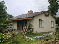 Metāla jumts