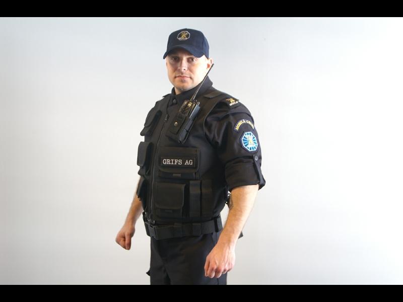 Publisko pasākumu apsardze