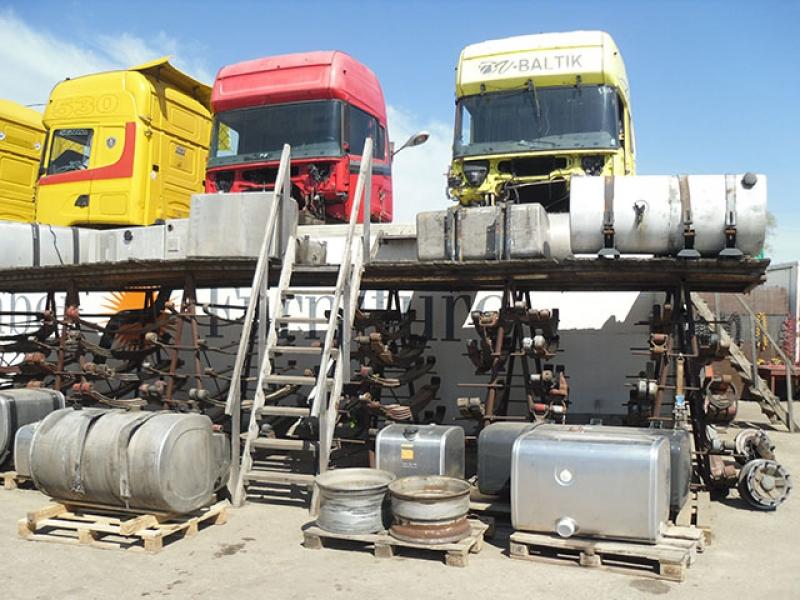 Degvielas tvertnes
