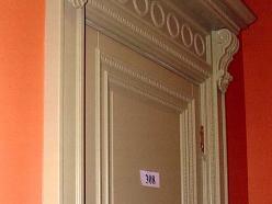 Koka durvju izgatavošana