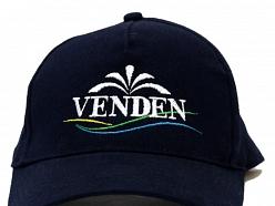 Cepures ar logo izšūšanu