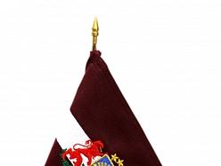Latvijas simbolikas izšūšana
