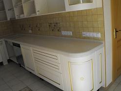Greznas mēbeles virtuvei