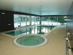 Dažādu formu baseini