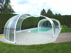 Baseinu un to jumtu projektēšana