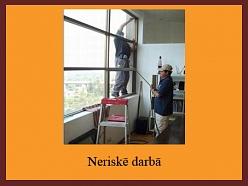 Darba drošības organizēšana
