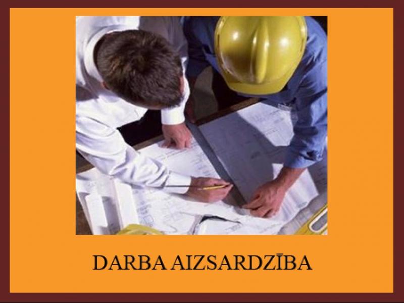 Darba aizsardzības sistēmas sakārtošana