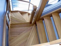Kāpnes nelielām telpām