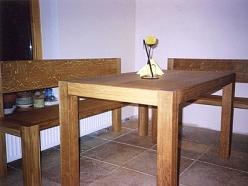 Koka mēbeles pirtīm