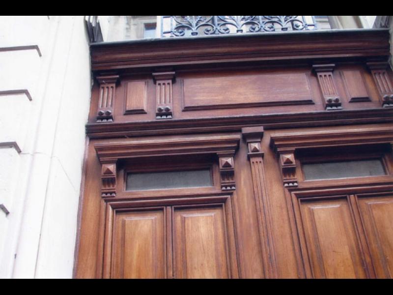 Koka durvju restaurācija