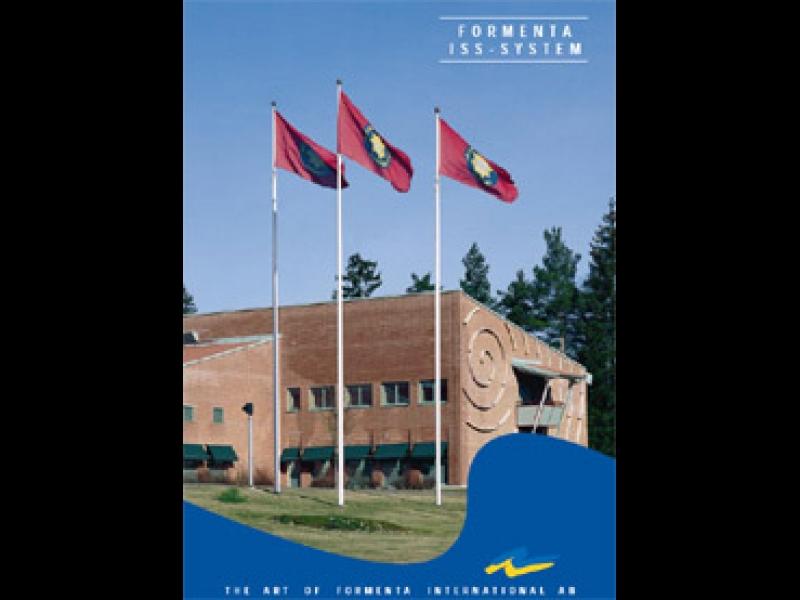 Zviedrijā ražoti karoga masti