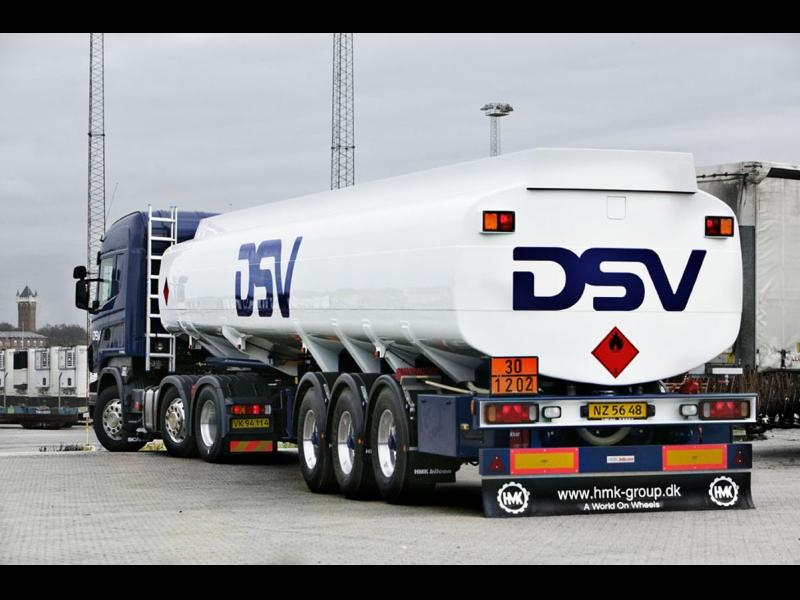 Šķidro kravu pārvadājumi
