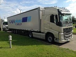Starptautiskie kravu pārvadājumi
