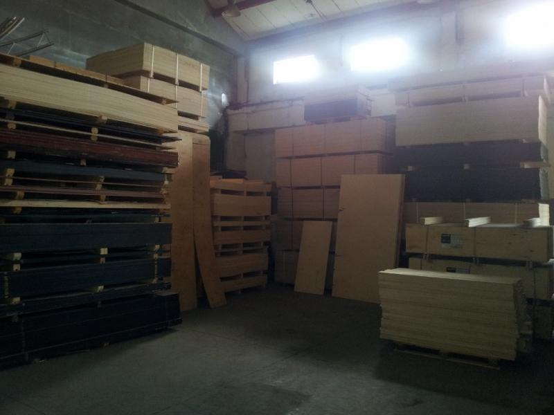 Plātņu materiālu tirdzniecība