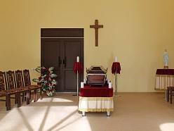 ATVADU zāle PARADISUS, apbedīšanas birojs