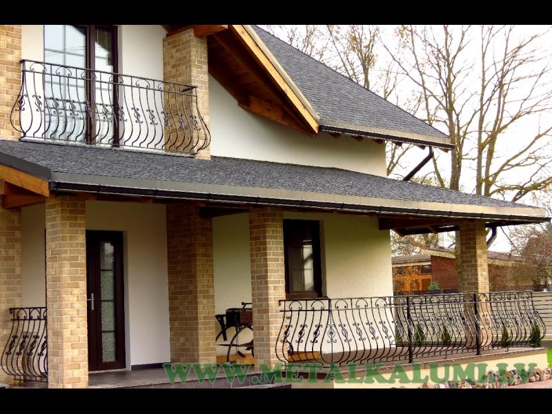Metāla terases margas