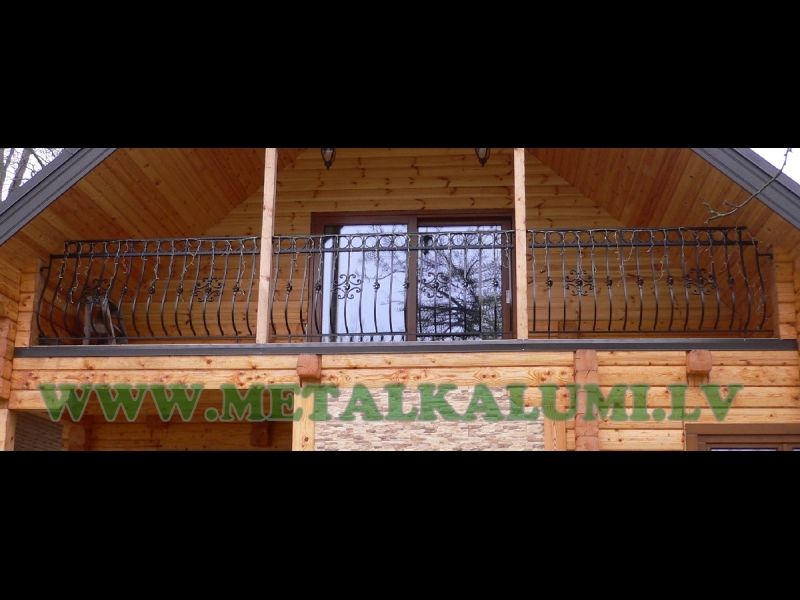 Balkona margas